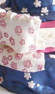 kimono detail1 177x300 Kimono Cake