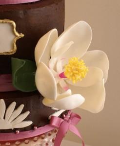 magnolia detail 246x300 Magnolia Cake
