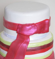 Hanbok Cake