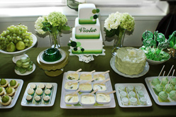 Designer Dessert Tables