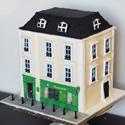 Storefront Cake