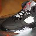 Air Jordan Retro 5 Sneaker Cake